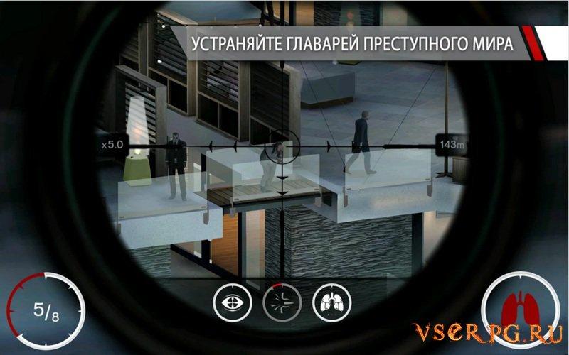 Hitman Sniper [Android] screen 1