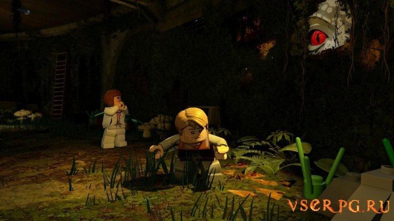 Лего Мир Юрского периода screen 2