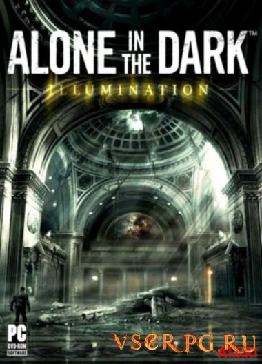 Постер игры Alone in the Dark Illumination