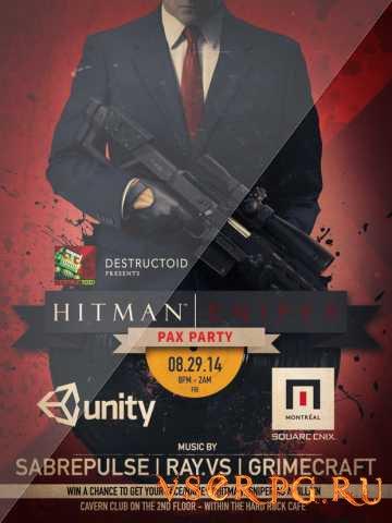 Постер игры Hitman Sniper [Android]