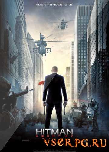 Постер игры Hitman 6 (2016)