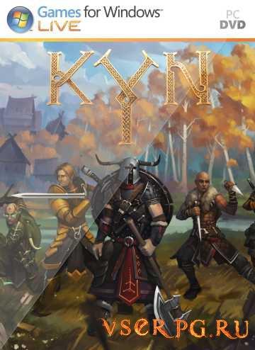 Постер игры Kyn (2015)