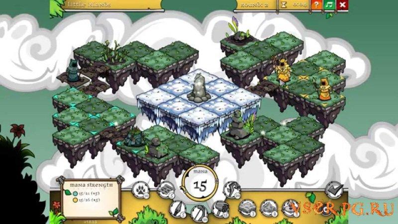 A Druids Duel screen 3