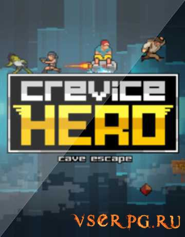 Постер игры Crevice Hero