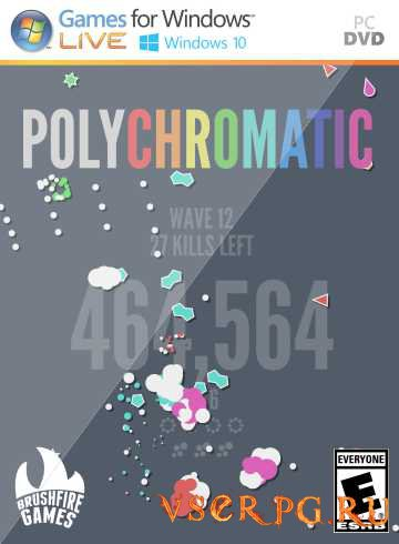Постер игры Polychromatic