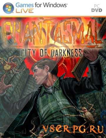 Постер игры Phantasmal: Survival Horror Roguelike