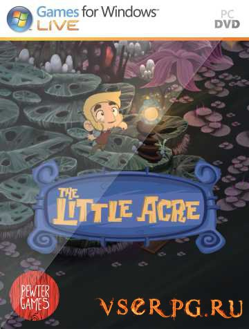 Постер игры The Little Acre