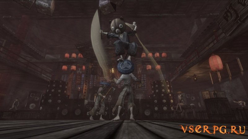 Afro Samurai 2 Revenge of Kuma screen 3
