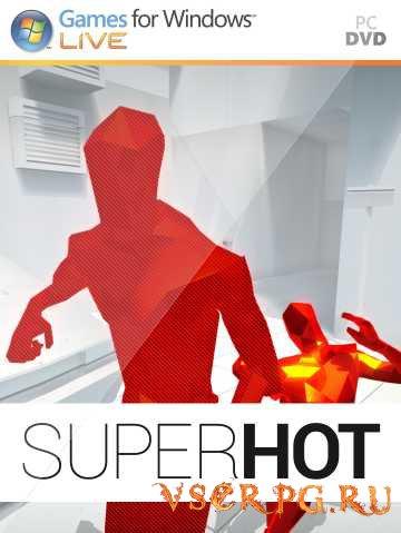 Постер игры SUPER HOT