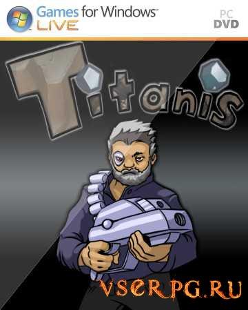 Постер игры Titanis
