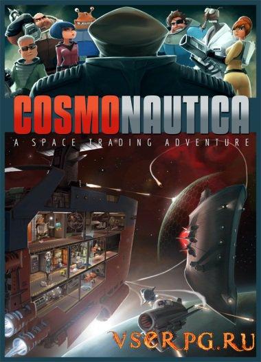 Постер игры Cosmonautica