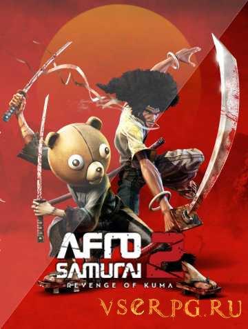 Постер игры Afro Samurai 2 Revenge of Kuma