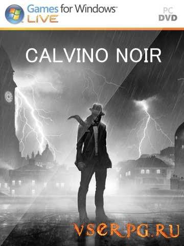 Постер игры Calvino Noir
