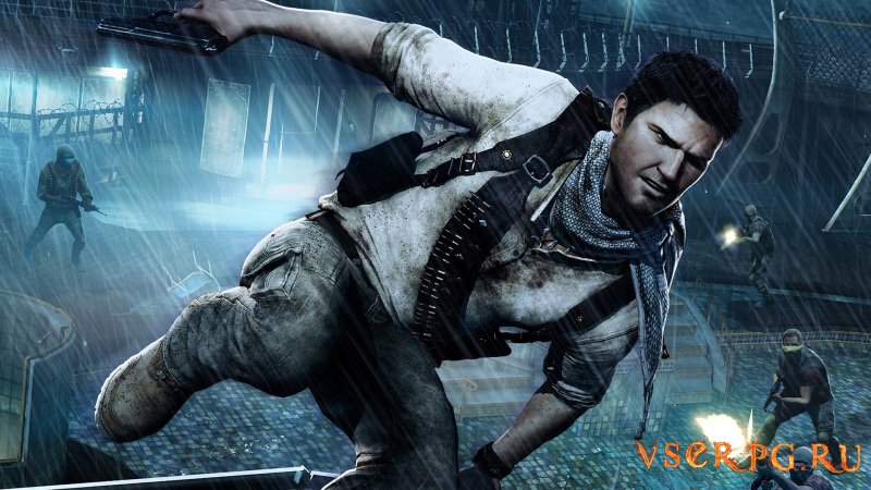 Uncharted The Nathan Drake Collection screen 3