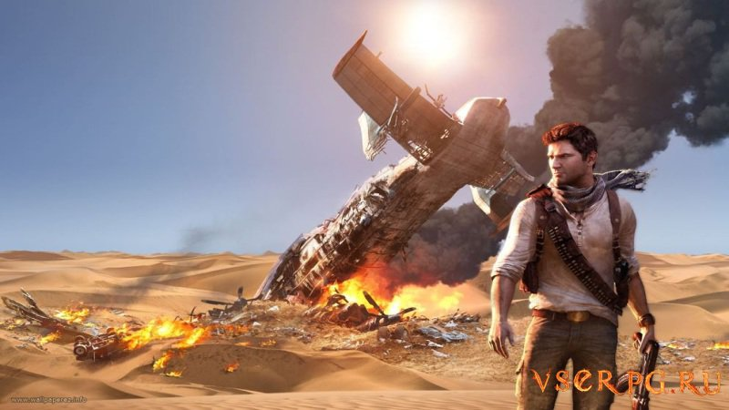 Uncharted The Nathan Drake Collection screen 2