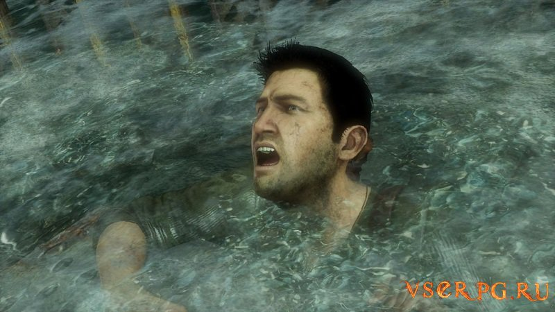 Uncharted The Nathan Drake Collection screen 1
