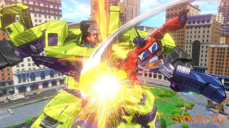 Transformers Devastation screen 2