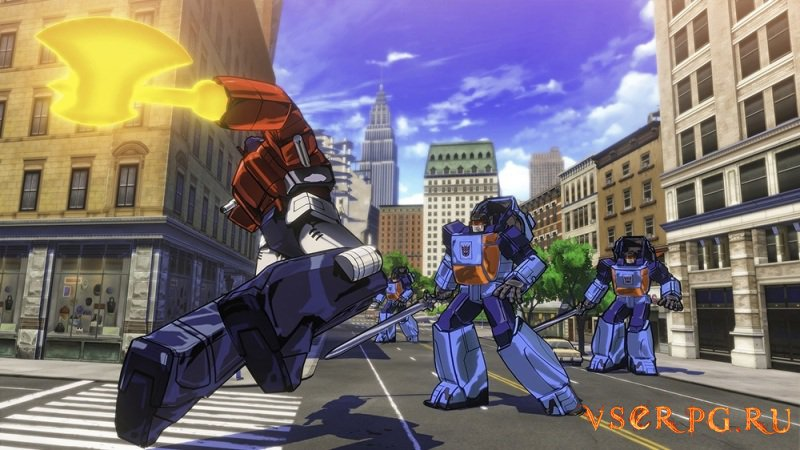 Transformers Devastation screen 3