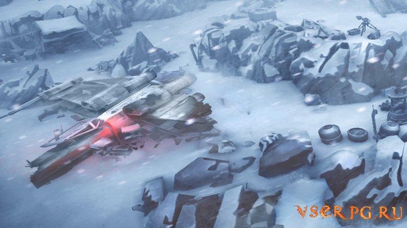 Star Wars Uprising screen 1
