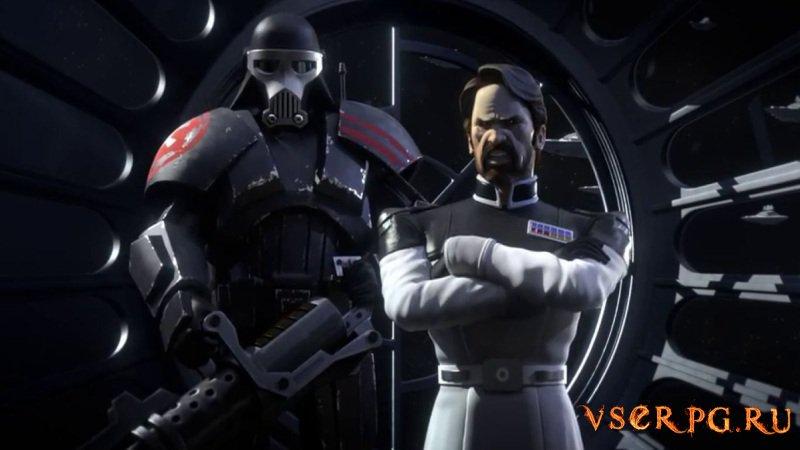 Star Wars Uprising screen 3