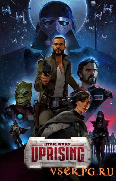Постер игры Star Wars Uprising