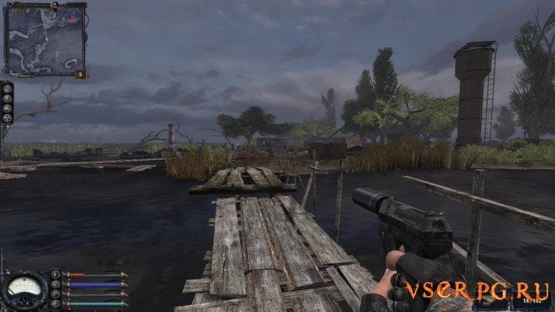 Сталкер: Трудная война screen 3