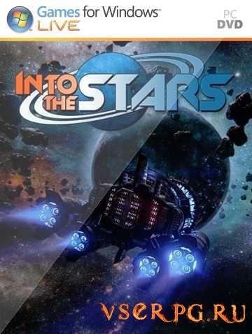Постер игры Into the Stars