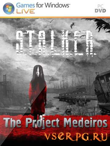 Постер игры The project Medeiros