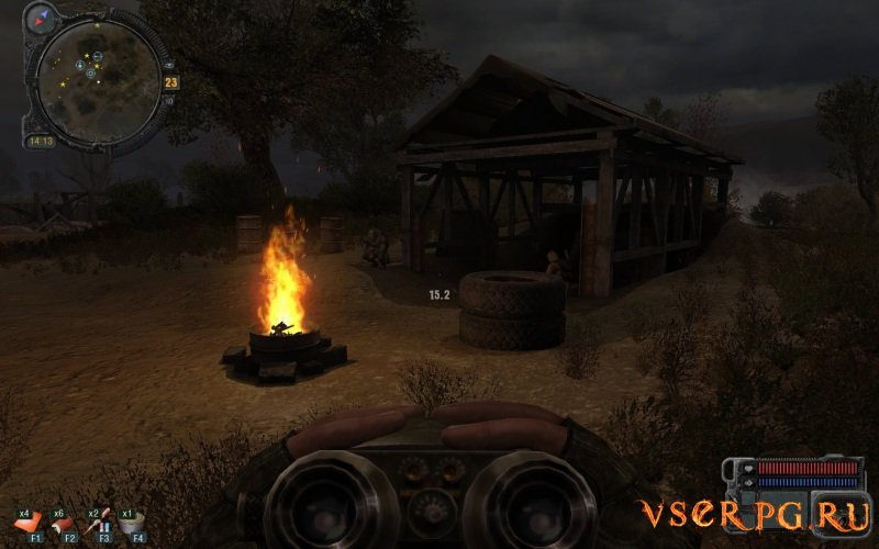 Долина Шорохов screen 1