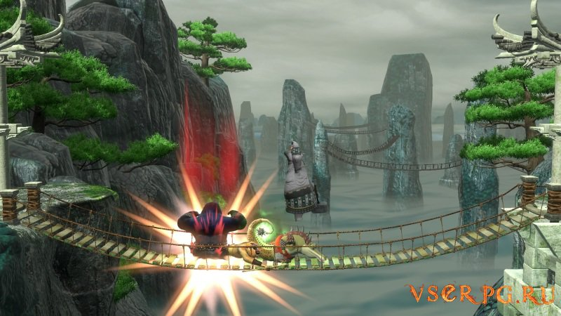 Kung Fu Panda: Showdown of Legendary Legends screen 3