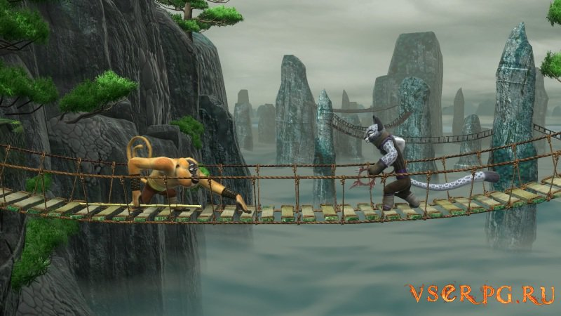 Kung Fu Panda: Showdown of Legendary Legends screen 2