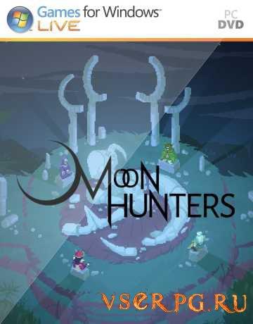 Постер игры Moon Hunters