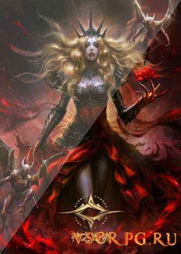 Постер игры Relics of Gods