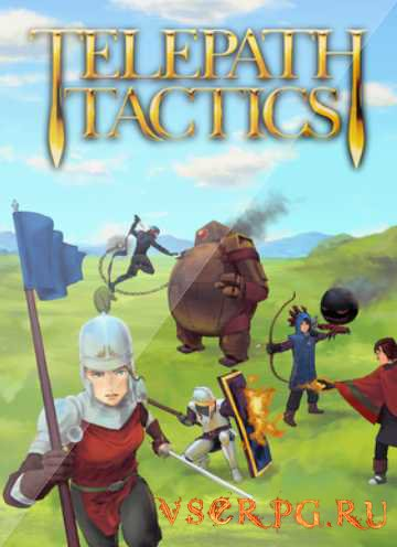 Постер игры Telepath Tactics