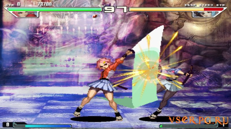 Yatagarasu: Attack on Cataclysm screen 2