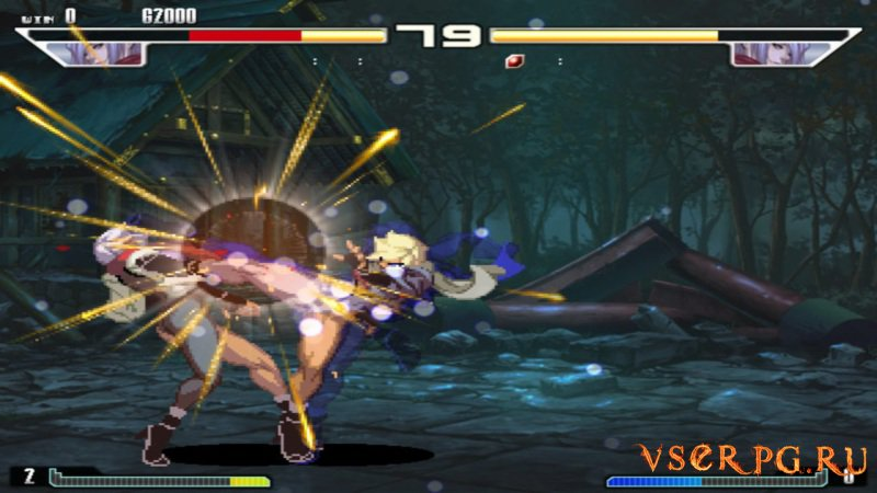 Yatagarasu: Attack on Cataclysm screen 3