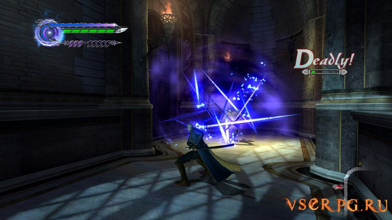 Devil May Cry 4: Special Edition screen 2