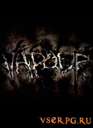 Постер игры Vapour