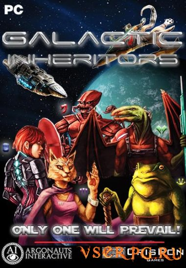 Постер игры Galactic Inheritors