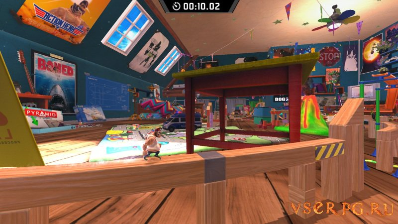 Action Henk screen 2
