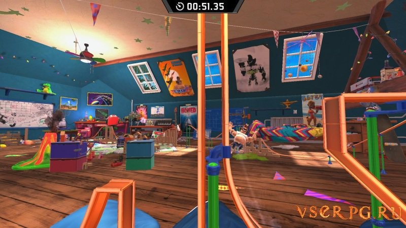 Action Henk screen 1