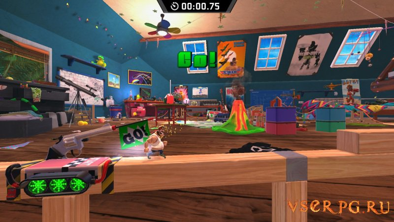 Action Henk screen 3