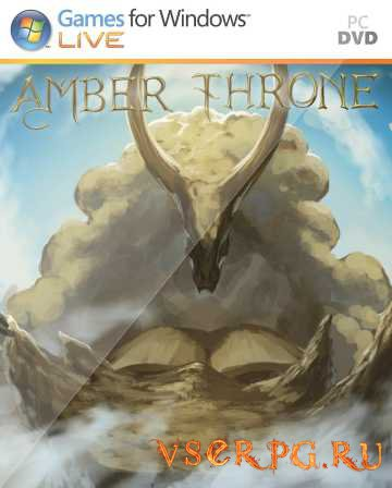 Постер игры The Amber Throne