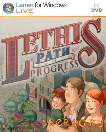 Постер игры Lethis Path of Progress