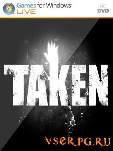 Постер игры TAKEN (2015)