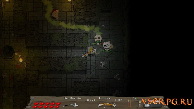 DungeonRift screen 3