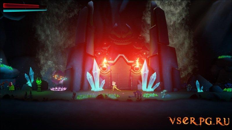 Red Goddess screen 2