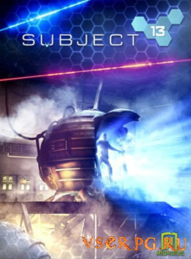 Постер игры Subject 13