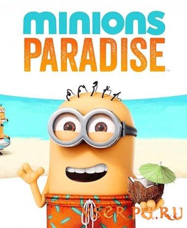 Постер игры Minions Paradise