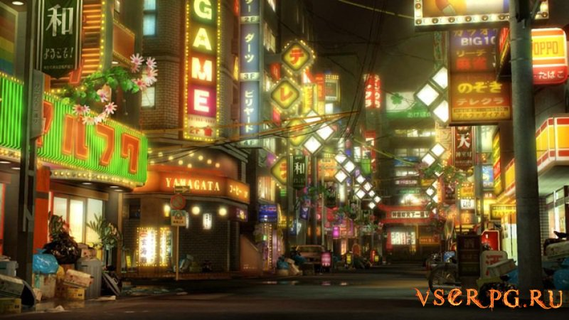 Yakuza Zero The Place of Oath screen 1